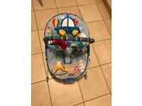 Mothercare bouncing musical chair