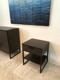 Ikea Trysil Furniture - Bedside Tables x 2