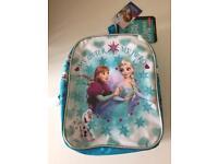 Frozen rucksack - BNWT