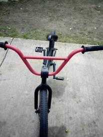 BOYS VERDE BMX