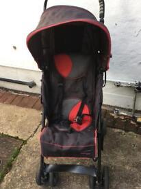 Mamas and papas pram push chair
