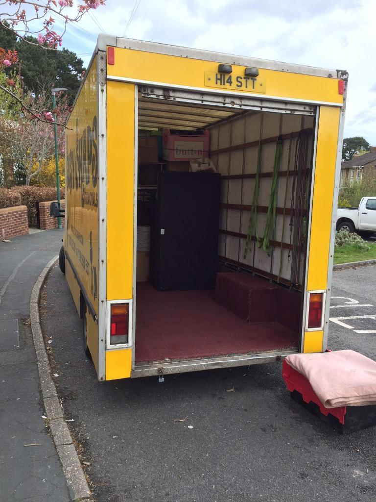 Busy Chaps Removals/Man & Van.