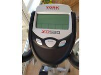 York Fitness cross trainer.