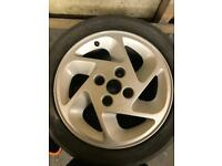 Ford escort rs alloy wheel