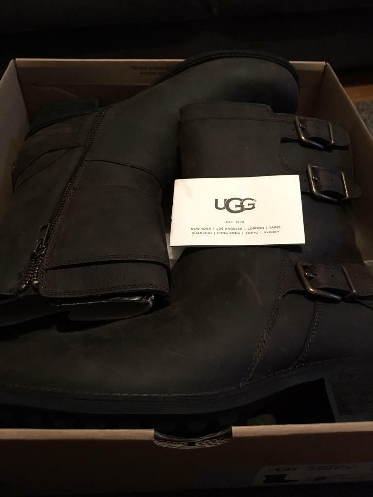 8c2b6431eed Brand New UGG Wilcox boots size 7 | in Didcot, Oxfordshire | Gumtree