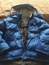Timberland coat worn