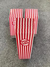 Popcorn Boxes x70