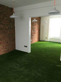 'First Floor Office, Fulham Road, Fulham Broadway, newly refurbished.