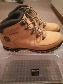 Men's firetrap boots.