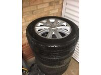 Winter wheels and Tyres for Mercedes Benz GL