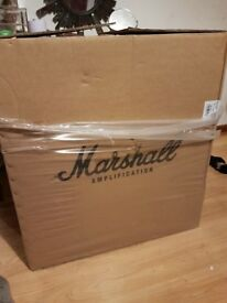 Brand new still boxed marshall guitar speaker