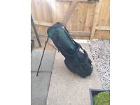 Progen stand /carry golf bag in nice condition