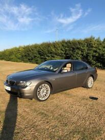 BMW 7 Series, Full Service, Recent New Turbo and I-Drive Fitted