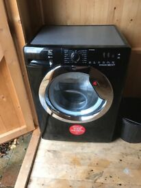 Hoover 8kg 1500 spin Washing Machine *USED FOR FEW WEEKS ONLY, LIKE BRAND NEW*