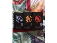 The Hunger Games - Complete Trilogy - Good condition.