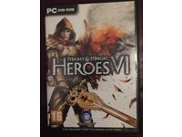 Heroes might and magic VI PC