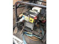 large 13hp generator/welder GOOD RUNNER