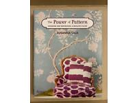 New coffee table book hardcover - power of patterns