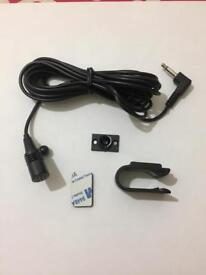 Microphone for car Handsfree Pioneer, Sony, Kenwood, Xtrons, Jvc