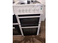 Beko Electric Cooker (50cm) *Ex-Display* (6 Month Warranty)