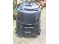 Composter barrel
