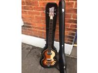 Tanglewood bass guitar