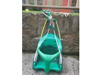 TP QuadPod baby swing seat