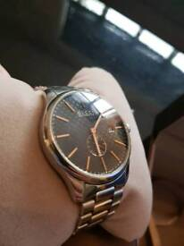 Gucci automatic watch rrp £1200 tag heuer