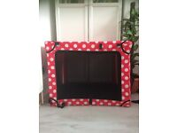 Perfect for arrival of new litter of puppies for a small dog....