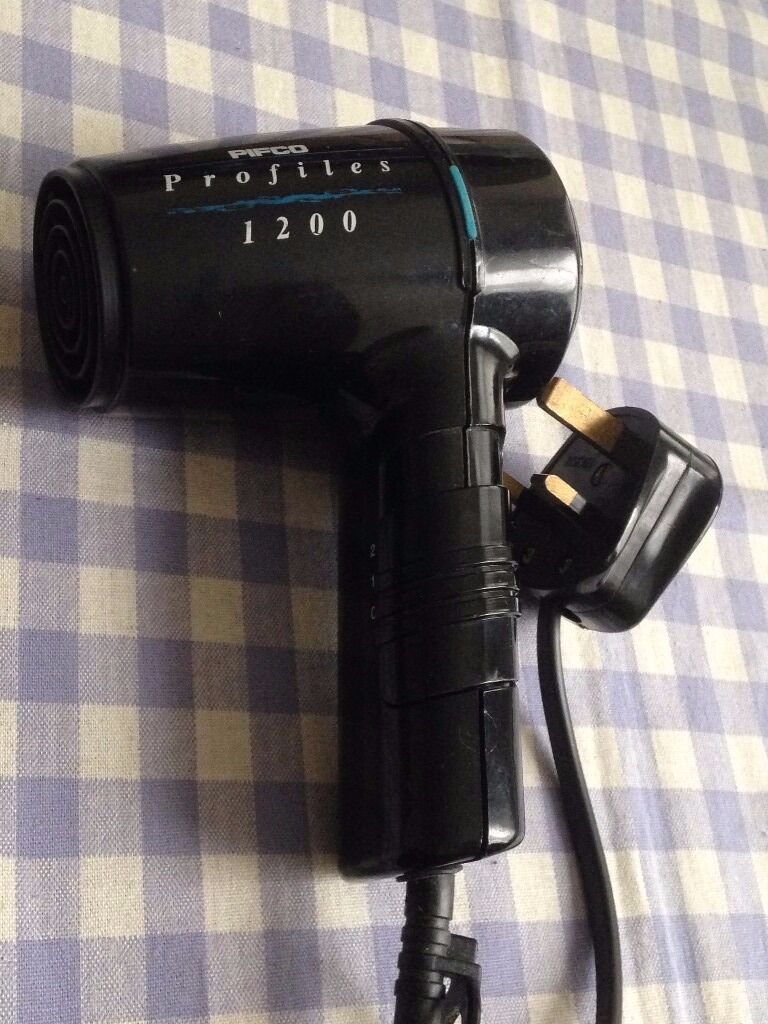 Small Hair Dryer