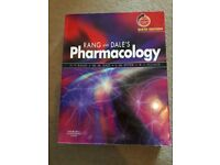 Textbook for sale: Rang and Dales Pharmacology