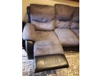 Corner sofa vgc no marks only 10 months old