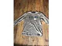 Boys Tommy Hilfiger long sleeved top aged 10