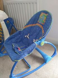 Fisher price baby rocker /bouncer