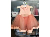2-3 years old girls dress-New with tag