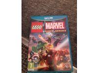 Lego marvel super heroes wii u game