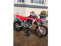 CRF 150 RB BUILDBASE SPECIAL EDITION