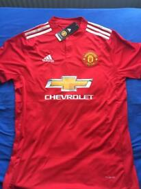 MANCHESTER UNITED HOME KIT POGBA