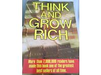 Think and grow rich/The secret/How to win friends and influence people