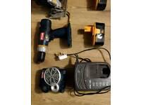 Ryobi One Drill, Saw and Radio Bundle