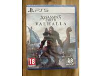 Assassins creed Valhalla NEW and Sealed UK stock PlayStation 5 PS5