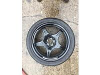 """Mercedes w220 18"""" spare alloy"""