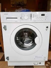 John Lewis(AEG) JLBIWM1403 Integrated Washing Machine, 7kg Load, RRP £499