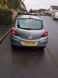 Vauxhall corsa hatchback for sale