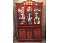 Georgian Display Cabinet