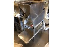 Potato Chipper IMC PC1 ,14mm Chips On Stand ,Good Clean Working Condition