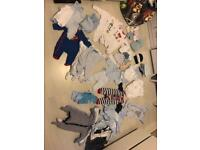 Newborn clothing bundle