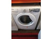 HOOVER 9KG WASHING MACHINE LATEST MODEL EXCELLENT CONDITION WITH DELIVERY AND WARRANTY