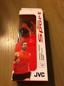 Jvc sweat proof headphones Gumy Sport.