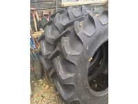 Tractor tyres brand new
